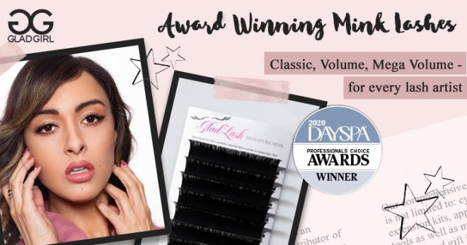 Award Winning Lashes by GladGirl